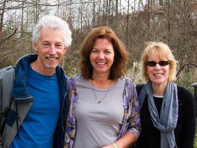 Ray, Janice & Kathy