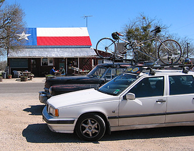 Post-Ride at Specht's