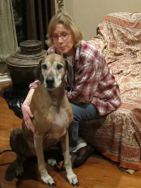 Roscoe & Kathy