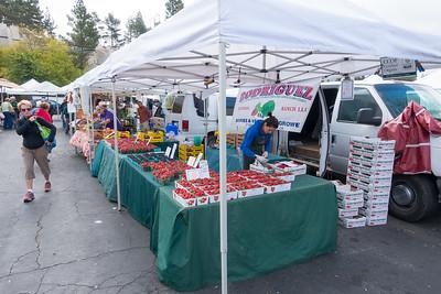 Farmer's Market in Moraga CA