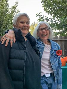 Sisters Judy & Deb