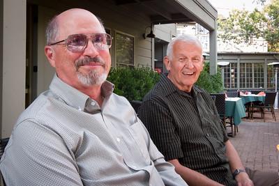 Jim Akers & Dragan