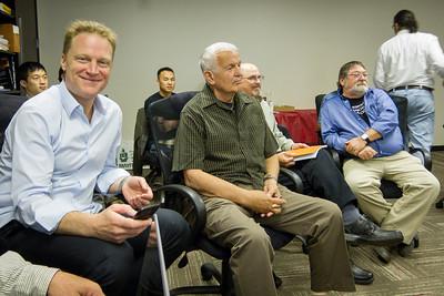 Fred, Dragan & David