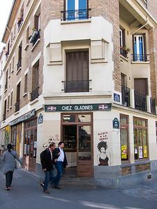 Chez Gladine Basque restaurant