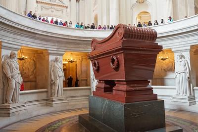 Les Invalides - Napoleon's Tomb