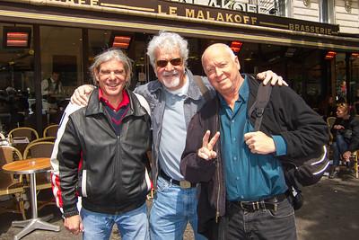 Seth, Corey & Donald