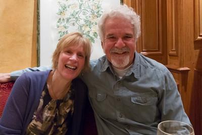 Kathy & Corey at Le Grande Venise