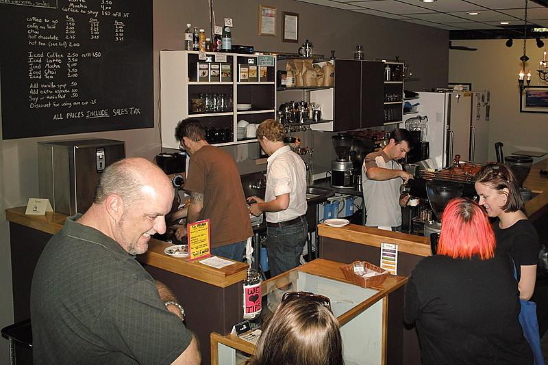 SDIM3344 - Caffeine fiends