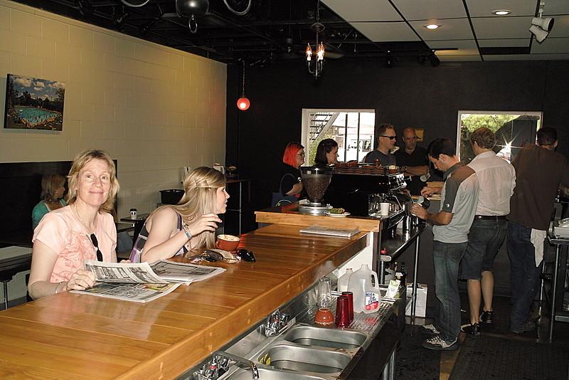SDIM3343 - Kathy & Maia at the bar