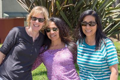 Kathy, Mei & Gail