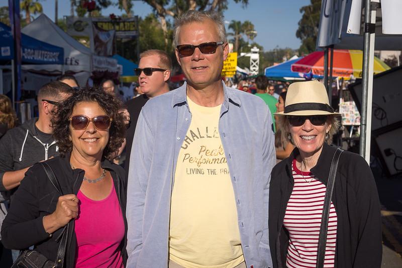 Leslie, Anders & Kathy