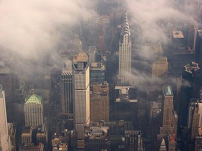 PanAm & Chrysler Buildings