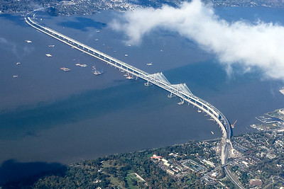 New Tappan Zee bridge