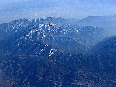 SoCal mountains