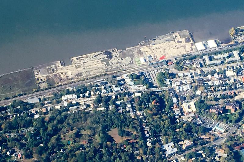 Hastings-on-Hudson waterfront