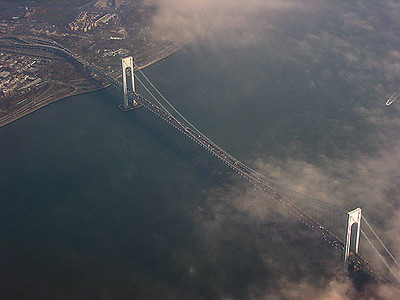 Verazano Narrows bridge