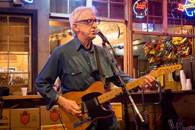 Bill at Gruene Hall - Feb 2013