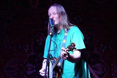 Danny Barnes at Sam's Burger Joint - Dec 2012