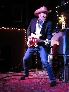 Dave Alvin & the Guilty Ones at Sam's Burger Joint