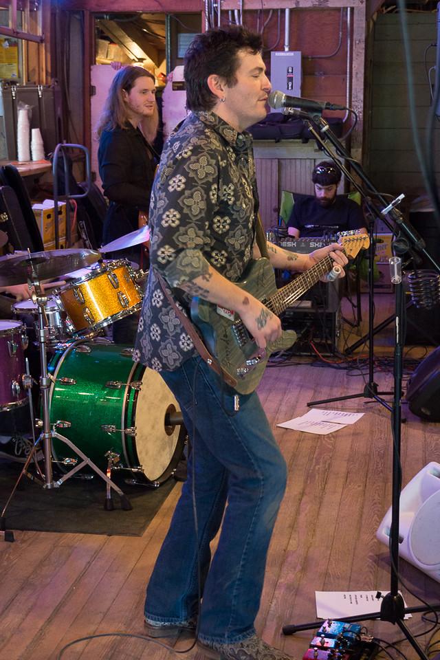 Mike Zito at Gruene Hall on 3 Mar 2013