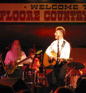 Lyle at Floore's Country Store