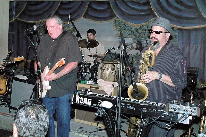 SDIM3247 - David Hidalgo & Steve Berlin from Los Lobos