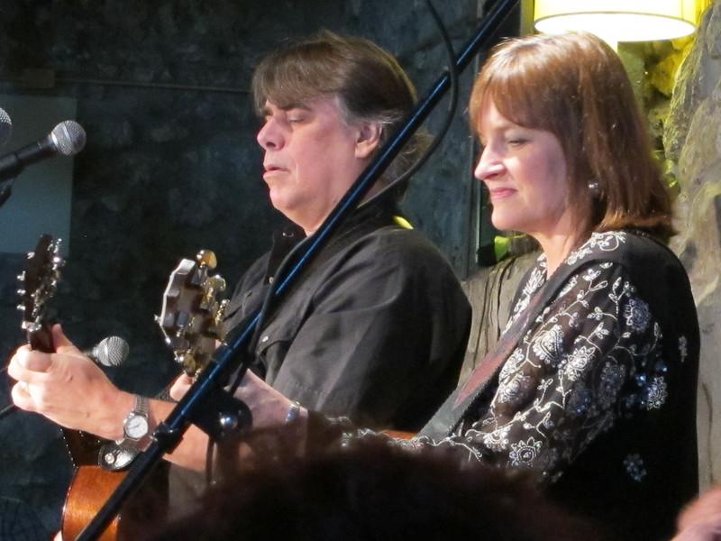 Chris Gage & Christine Albert at Urban Campfires