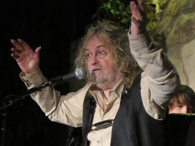 Ray Wylie Hubbard at Urban Campfires - Dec 2010