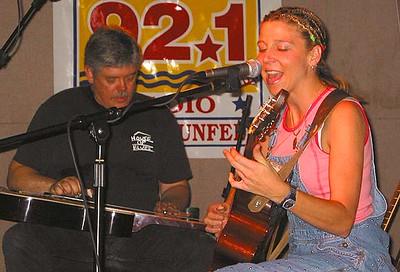 Lloyd Maines & Terri Hendrix again