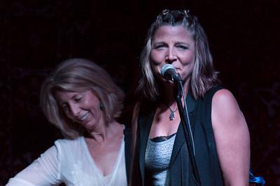 Terri and the band at Sam's Burger Joint - 22 Jun 2013