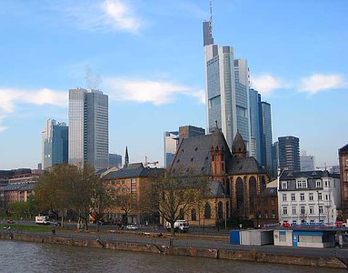 Frankfurt Old and New