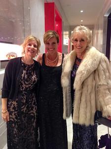 Kathy, Claudia & Cece