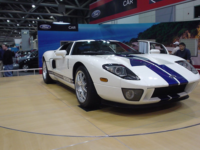 KC Auto Show - 2004