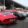 Ferrari, Jaguar and Porsche at Sonoma Raceway