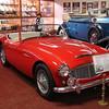 1960 Austin Healey 3000 Mk-1