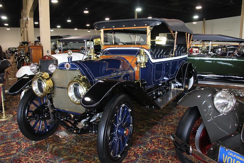1912 Alco Model 9-60 7-Passenger Touring