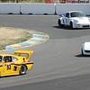 1976 Porsche 935 K-3, 1968 Corvette, 1977 Porsche 911