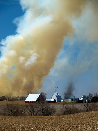Fire Storm / Prairie Fire
