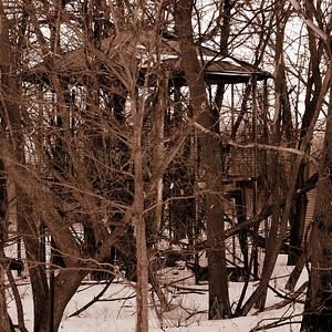 Iowa Winter Cuntry Crusing