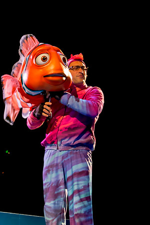 2017 Finding Nemo The Musical