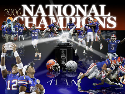 2006 BCS Football National Champions