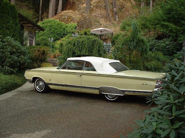 '64 Parklane (78,000 miles) (Mercury)