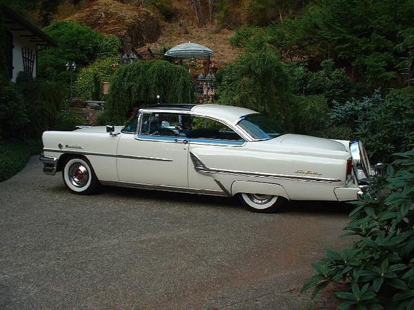 '55 Mercury Sunliner