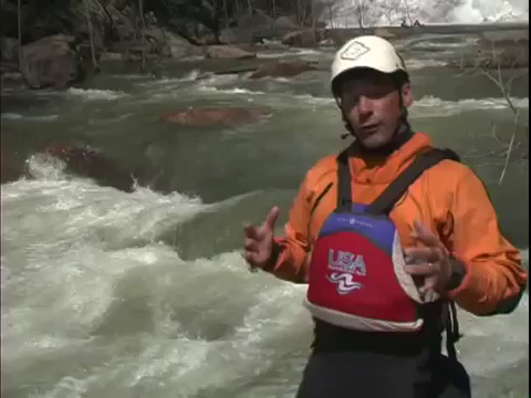 00   Kayak on river
