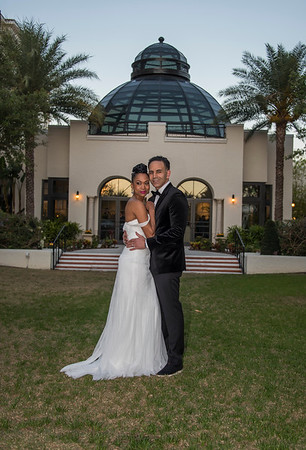 20th Wedding Anniversary @ Alfond Inn 3-25-17
