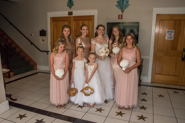 All Maiden Wedding @ Wayne Densch Theater 9-9-18