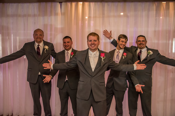 All Snyder Wedding @ Crystal Ballroom 9-24-16