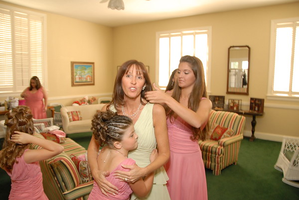 Boyd - Webb Wedding 4-7-07