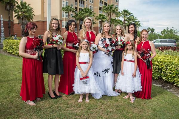 David & Jessica's Wedding 4-11-15