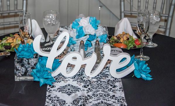 David & Laura's Wedding @ WP Farmers Market 3-3-16